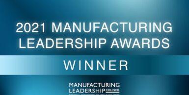 ML 2021 Awards Winner Badge