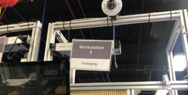 Cameras on workstations